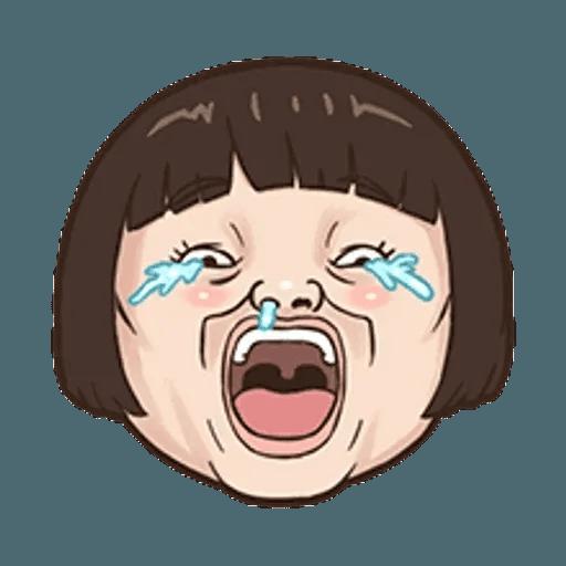 小朋友的表情貼 - Sticker 17