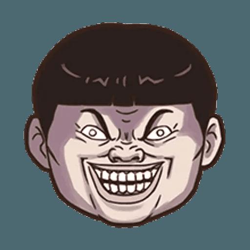 小朋友的表情貼 - Sticker 6
