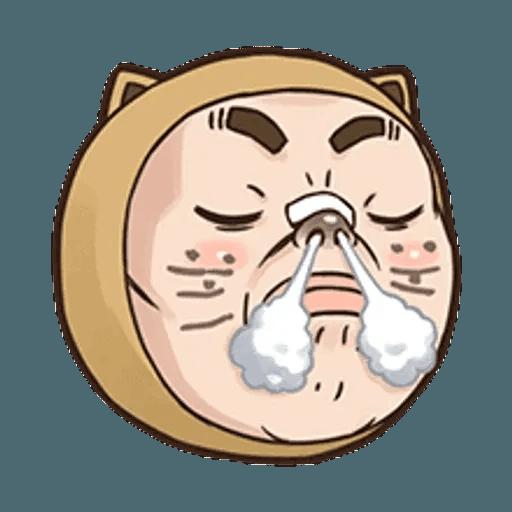 小朋友的表情貼 - Sticker 11