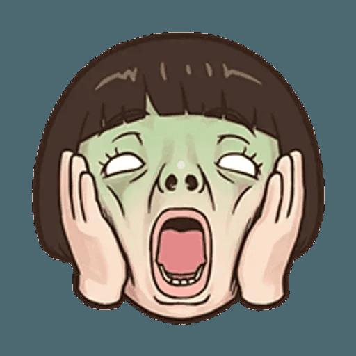 小朋友的表情貼 - Sticker 28
