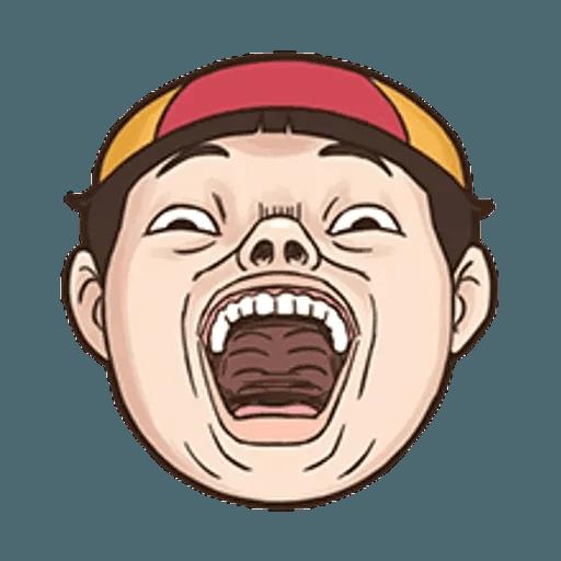 小朋友的表情貼 - Sticker 29