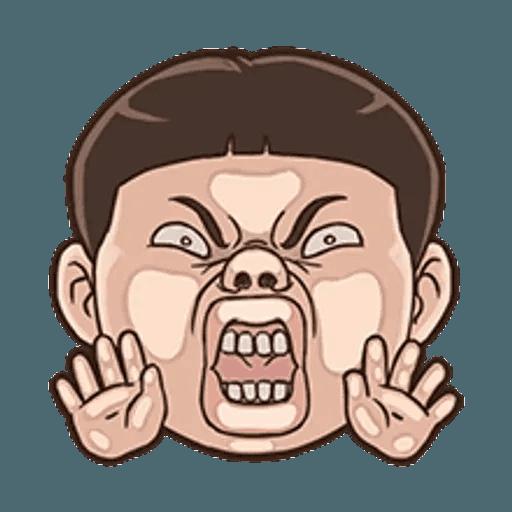 小朋友的表情貼 - Sticker 23