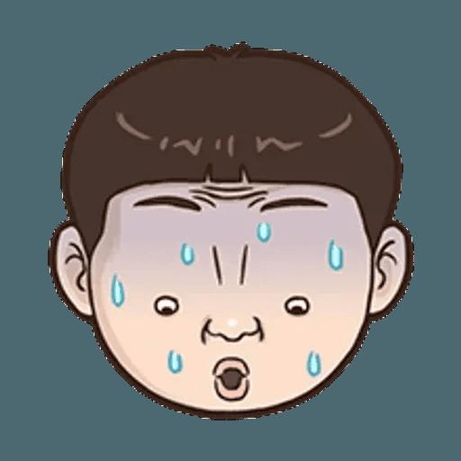 小朋友的表情貼 - Sticker 2