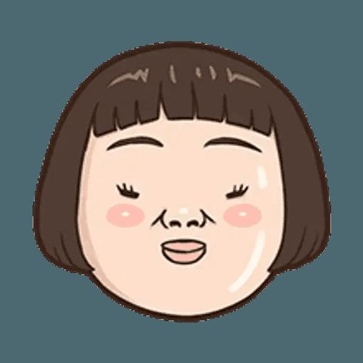 小朋友的表情貼 - Sticker 3