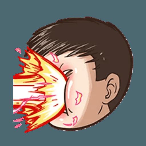 小朋友的表情貼 - Sticker 10