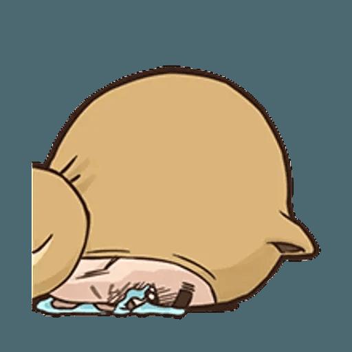 小朋友的表情貼 - Sticker 4