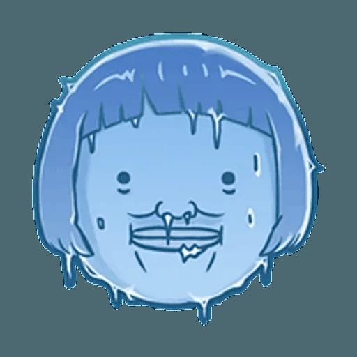 小朋友的表情貼 - Sticker 15