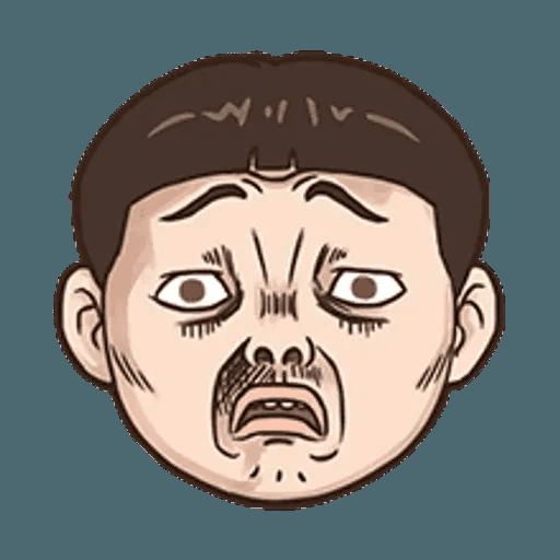小朋友的表情貼 - Sticker 30