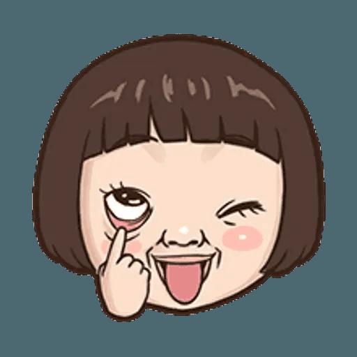 小朋友的表情貼 - Sticker 8