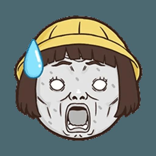 小朋友的表情貼 - Sticker 27