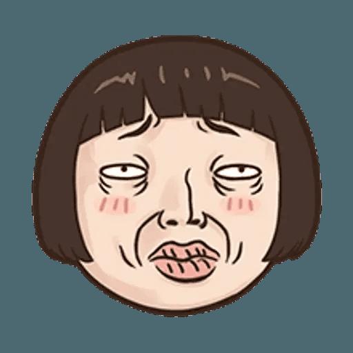 小朋友的表情貼 - Sticker 5