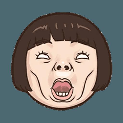 小朋友的表情貼 - Sticker 22