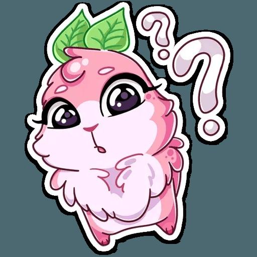 Pinky Bunny - Sticker 30
