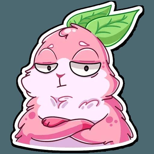 Pinky Bunny - Sticker 25
