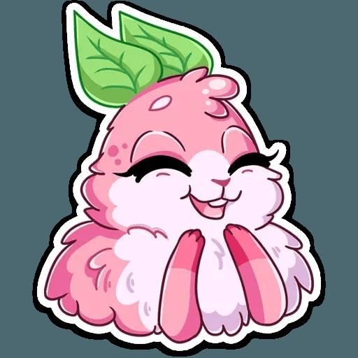 Pinky Bunny - Sticker 16