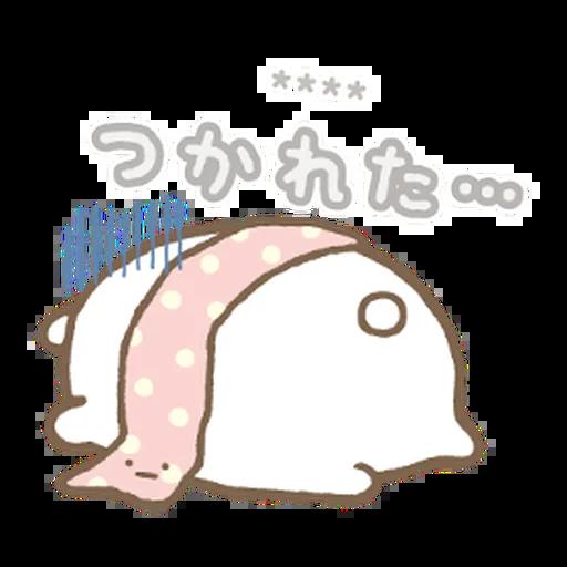 角落生物 日文篇1 - Sticker 22