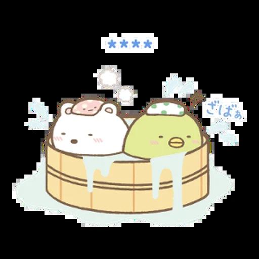 角落生物 日文篇1 - Sticker 20