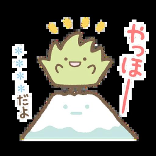 角落生物 日文篇1 - Sticker 13
