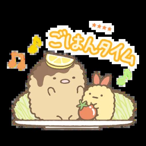 角落生物 日文篇1 - Sticker 8