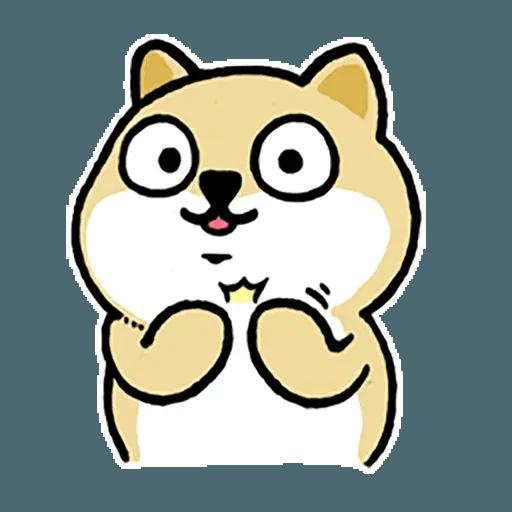 小肥柴12 - Sticker 2
