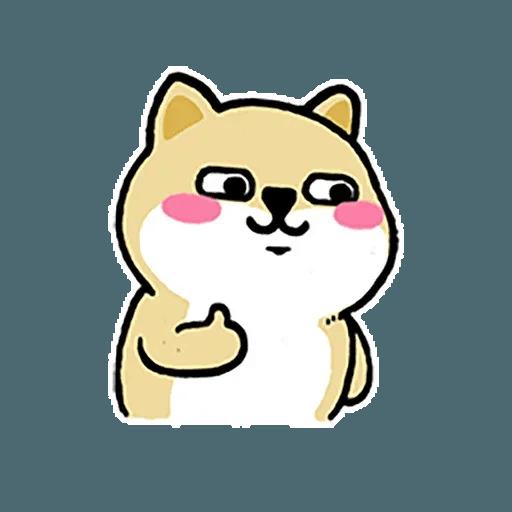 小肥柴12 - Sticker 19