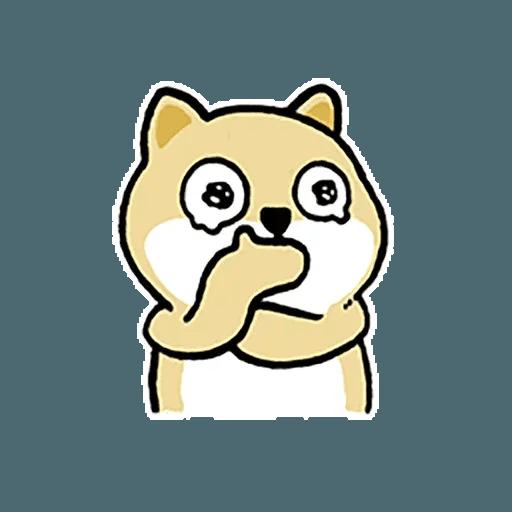 小肥柴12 - Sticker 21