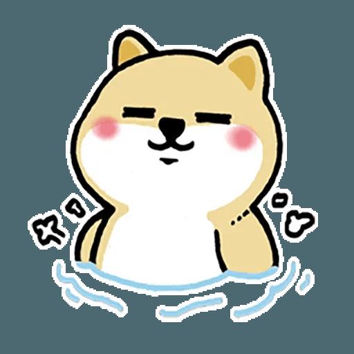 小肥柴12 - Sticker 10