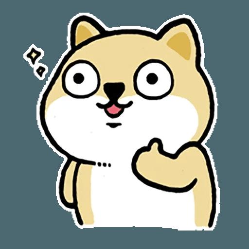 小肥柴12 - Sticker 24