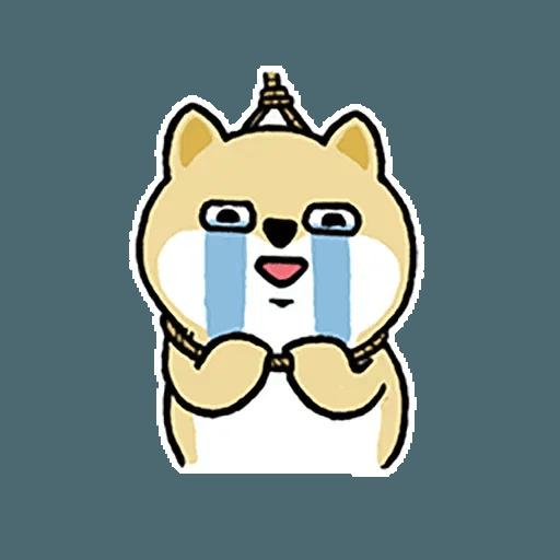 小肥柴12 - Sticker 7