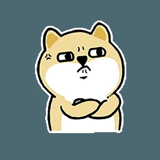 小肥柴12 - Sticker 6