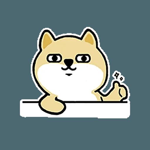 小肥柴12 - Sticker 15