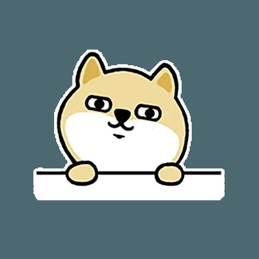 小肥柴12 - Sticker 9