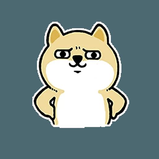 小肥柴12 - Sticker 14