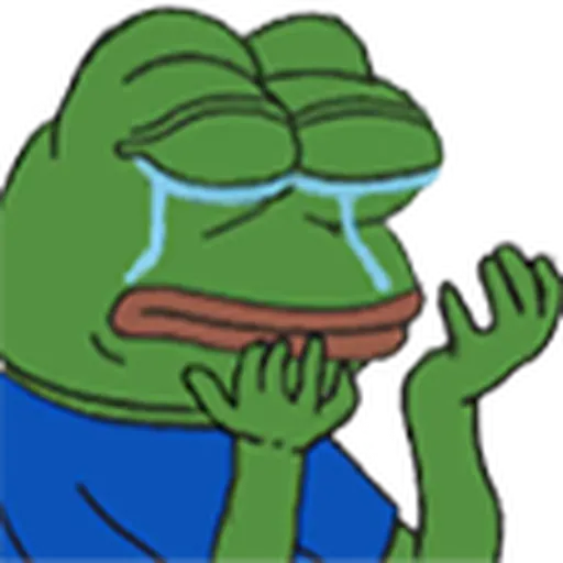 Pepe - Sticker 12