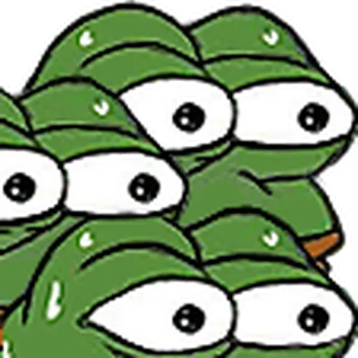 Pepe - Sticker 9