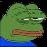 Pepe - Tray Sticker