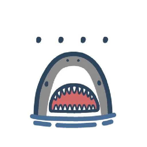 Shark2 - Sticker 4
