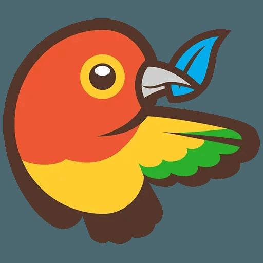 Web Technology Logos II - Sticker 20