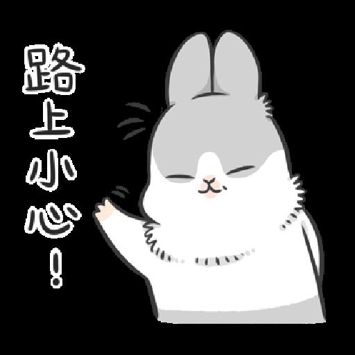 ㄇㄚˊ幾兔17 come, study ,禮物 - Sticker 6