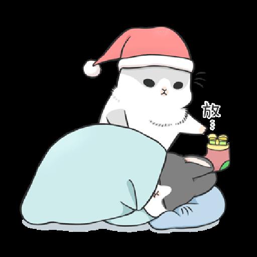 ㄇㄚˊ幾兔17 come, study ,禮物 - Sticker 26