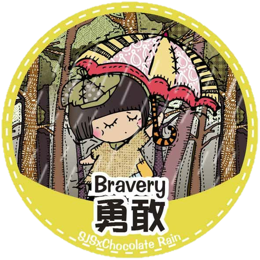 SJS X Chocolate Rain - Sticker 21