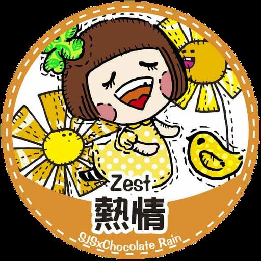 SJS X Chocolate Rain - Sticker 16