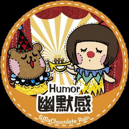 SJS X Chocolate Rain - Sticker 15