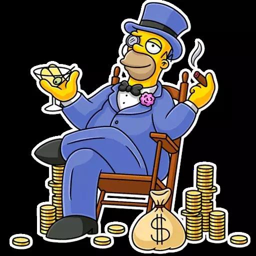 Dinheiro - Sticker 7