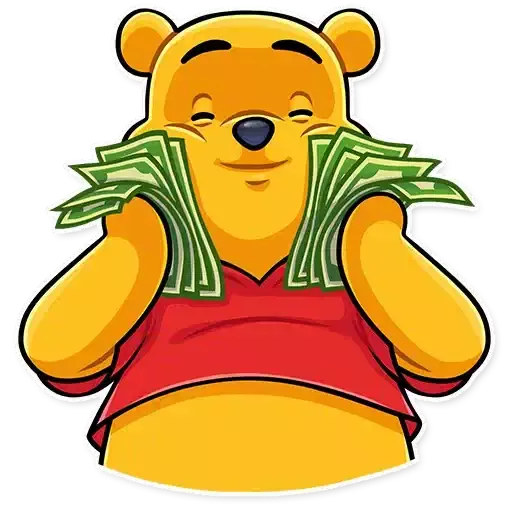 Dinheiro - Sticker 14