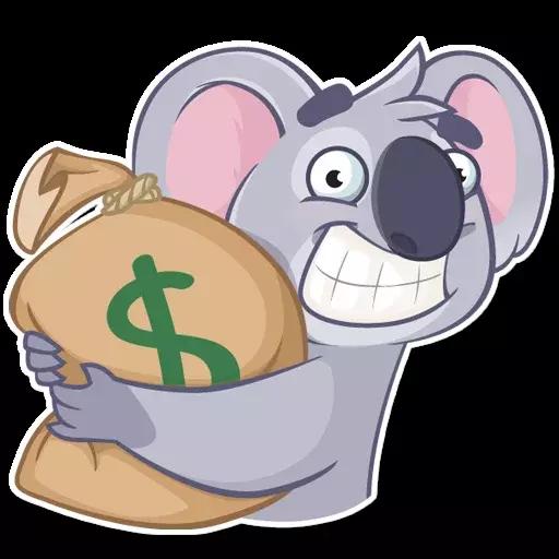 Dinheiro - Sticker 18