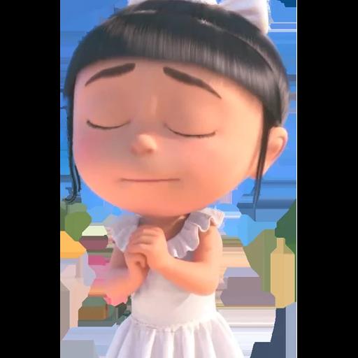 Agnes - Sticker 5