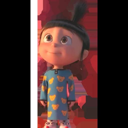 Agnes - Sticker 4