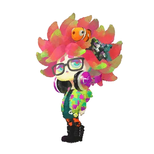 Splatoon EDSAD - Sticker 7
