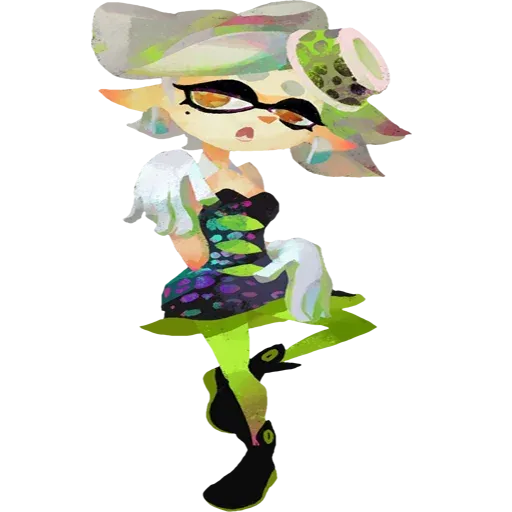 Splatoon EDSAD - Sticker 8